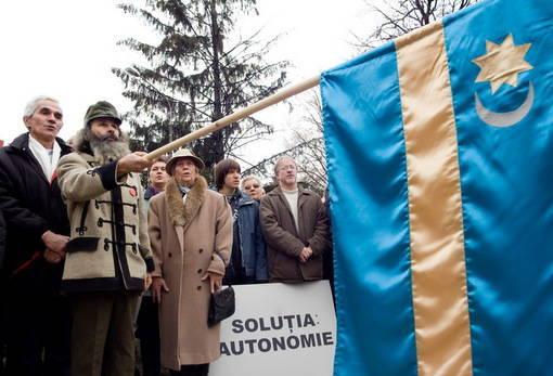 autonomie steag secuiesc