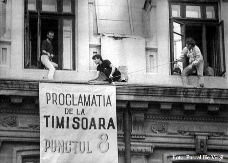 Proclamația de la Timișoara