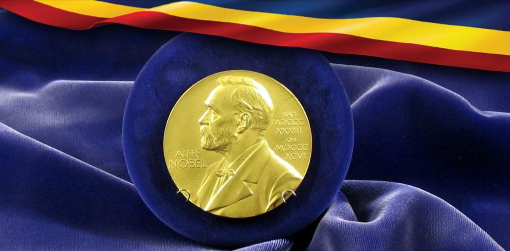 Români distinsi cu premiul Nobel