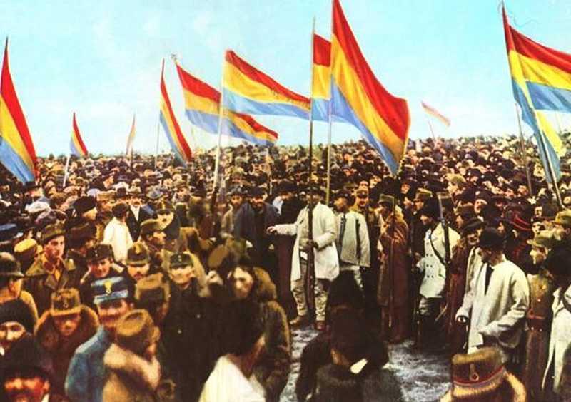 CRONOLOGIE. Marea Unire de la 1918, pagina sublimă a istoriei românești.