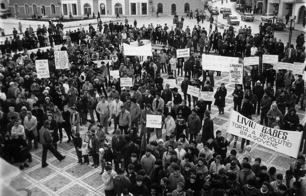 Cam târziu Revolta anticomunistă din Brașov. Dosar pentru infracțiuni contra umanității la Parchetul General