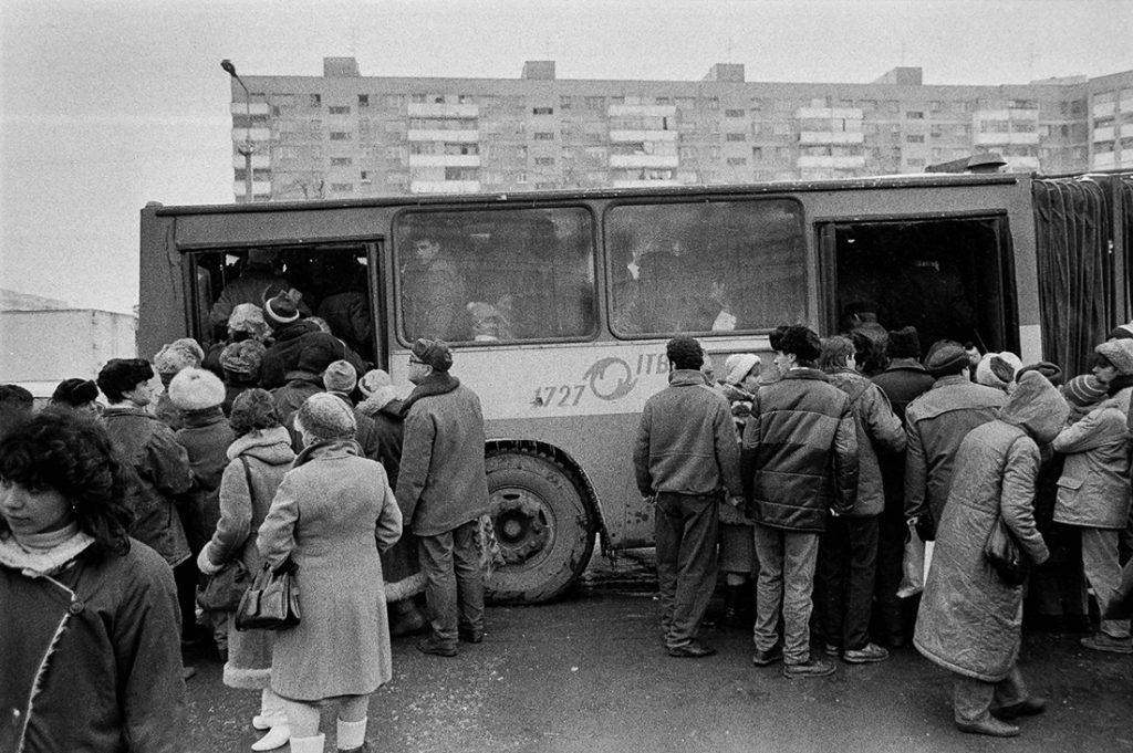 Pentru nostagicii comuniști: cum arăta România în ianuarie 1990!