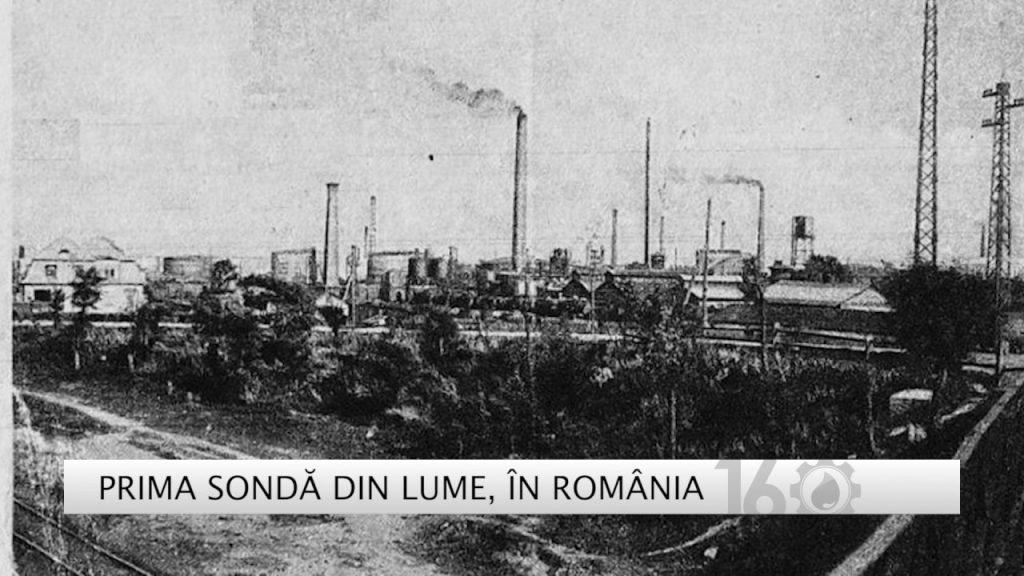 România, prima rafinărie din lume şi prima sondă petrolieră, prima ţară din lume care a exportat benzină