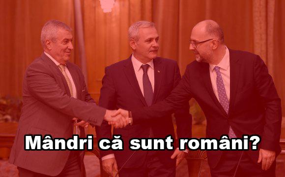 MIZERABIL! PSD-ALDE se opune obligării autorităţilor locale la arborarea drapelului naţional de Ziua României!