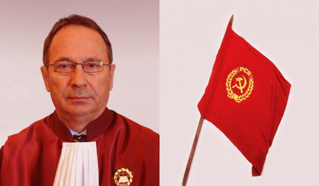 Valer Dorneanu, sindicalistul comunist care conduce Curtea Constituțională
