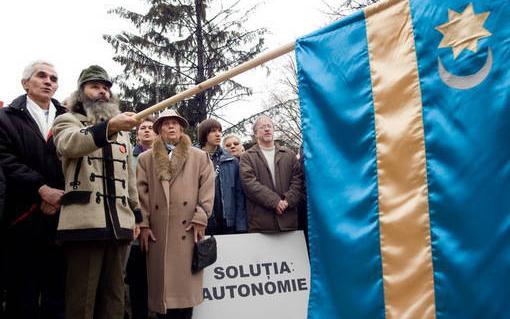 40.000 de maghiari, în stradă la Târgu-Mureș pentru autonomie