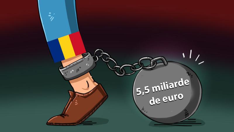 Opoziţia 'SARE LA GÂTUL' PSD: Acuzaţii grave la adresa Guvernului - 'datoria publică a crescut la 5,5 miliarde de euro'