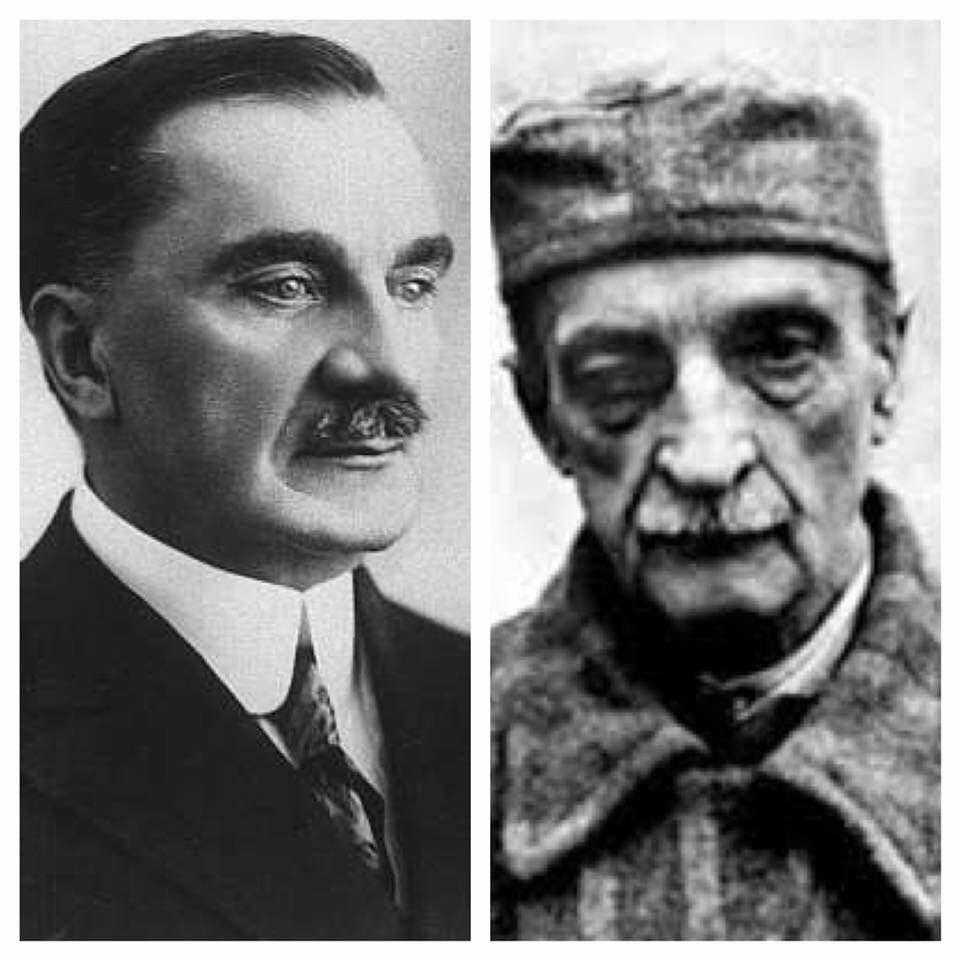 Iuliu Maniu, omul care a adus Transilvania acasă, ucis de comunişti.