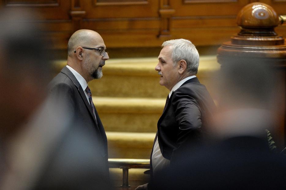 PSD a acceptat planul UDMR Au bătut palma pentru introducerea limbii maghiare în administrațiile locale