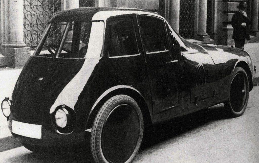 Aurel Persu, românul care a inventat prima mașină aerodinamică din lume