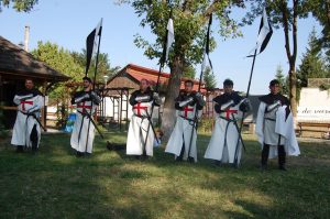 Nou record de spectatori la Festivalul de Artă Medievală din Cetatea de Scaun a Sucevei