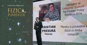 Cristian Presură, inventatorul român de geniu angajat la Philips