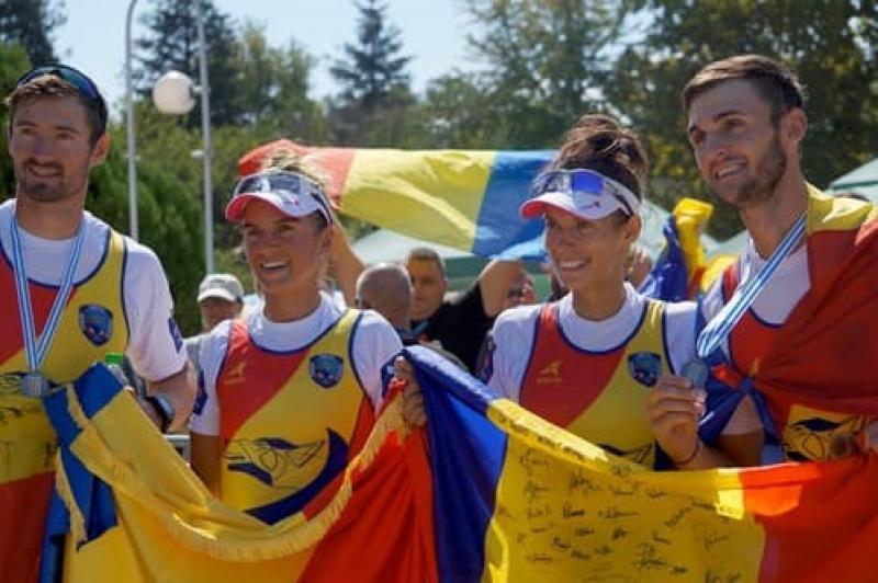 Mondialele de la Plovdiv. Aur și argint mondial pentru România la canotaj