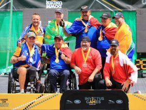 Jocurile Invictus Sydney 2018 Militarii români au obținut două medalii de aur și una de argint