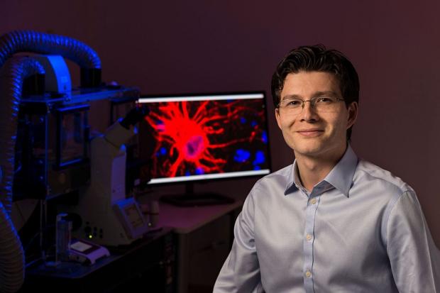 Premiu prestigios pentru un cercetător român în psihiatrie la Universitatea Stanford