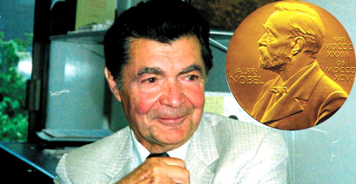 George Emil Palade, primul român câștigător al premiului Nobel