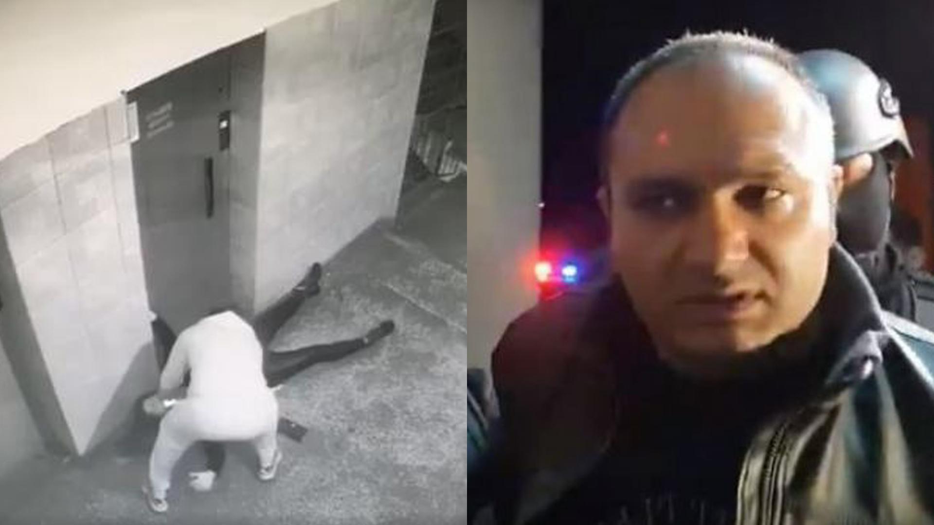Individul care a bătut cu sălbăticie o tânără într-un bloc din Alba Iulia este recidivist eliberat recent în baza legii privind recursul compensatoriu