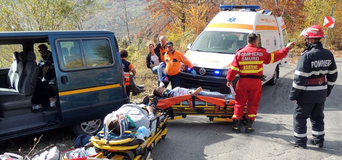 STATISTICĂ. Organizația Mondială a Sănătății România este țara cu cele mai multe accidente rutiere soldate cu morți din Uniunea Europană