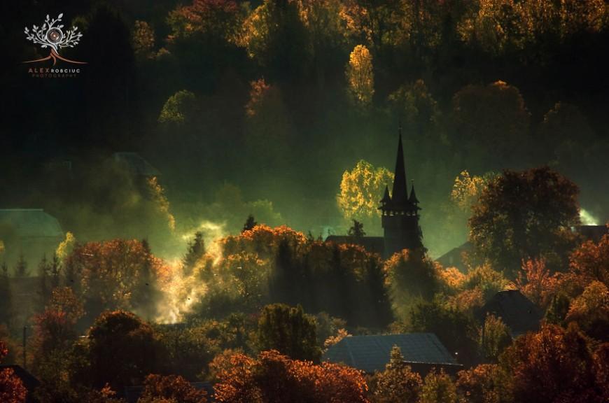 Transilvania, una dintre cele mai importante atracţii turistice din lume.