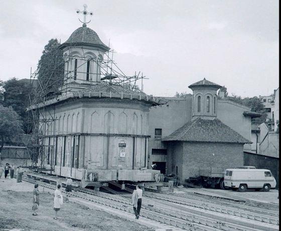 Inginerul Eugeniu Iordăchescu, cel care a salvat prin translare 12 biserici care urmau să fie demolate din ordinul lui Nicolae Ceauşescu în anii '80, a murit