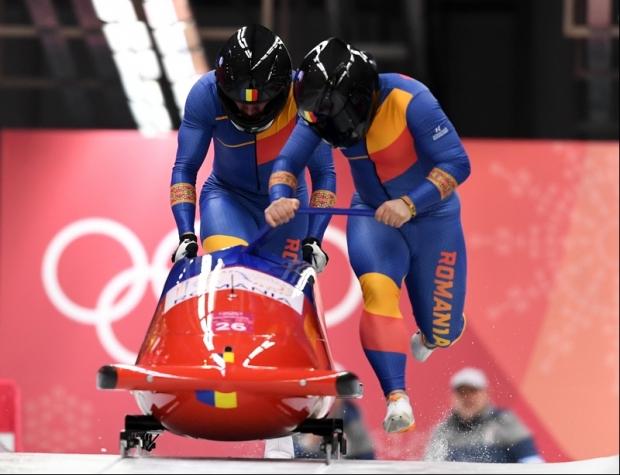 Performanță România a câștigat medalia de aur la Campionatul European de bob
