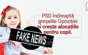 DEZINFORMARE ODIOASĂ PSD se laudă că mărește alocațiile copiilor deși a votat împotriva inițiativei PNL0.jpg