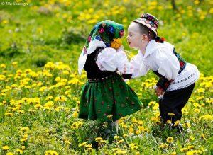 Dragostea la români. Datini de Dragobete