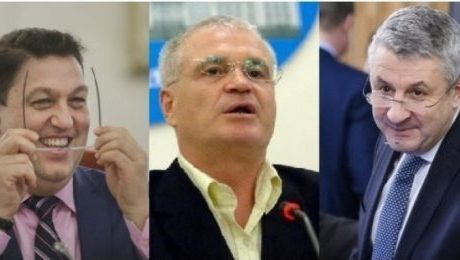Eugen Nicolicea, Șerban Nicolae și Florin Iordache vor din nou mărirea pensiilor speciale ale parlamentarilor.