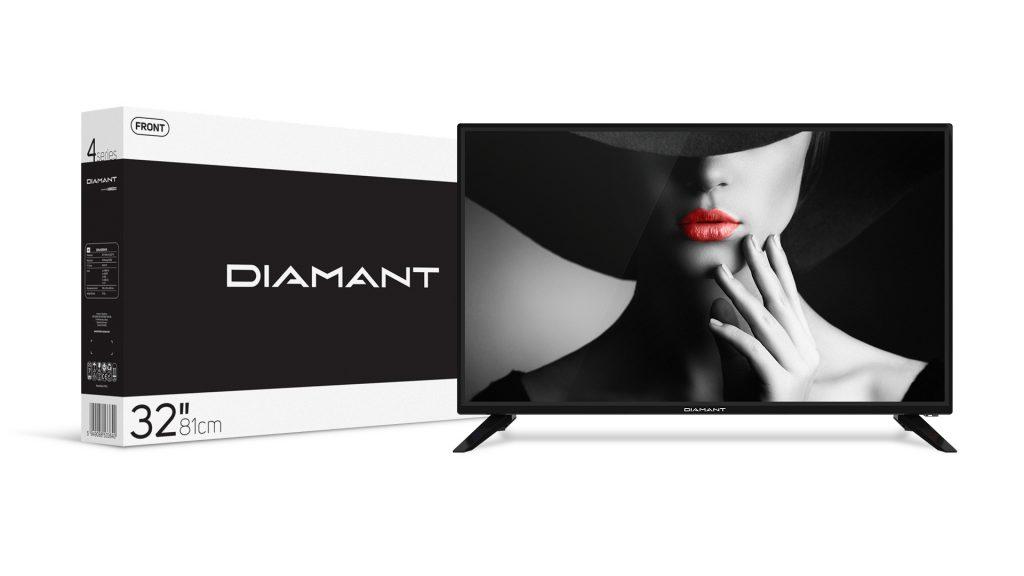 televizorul Diamant