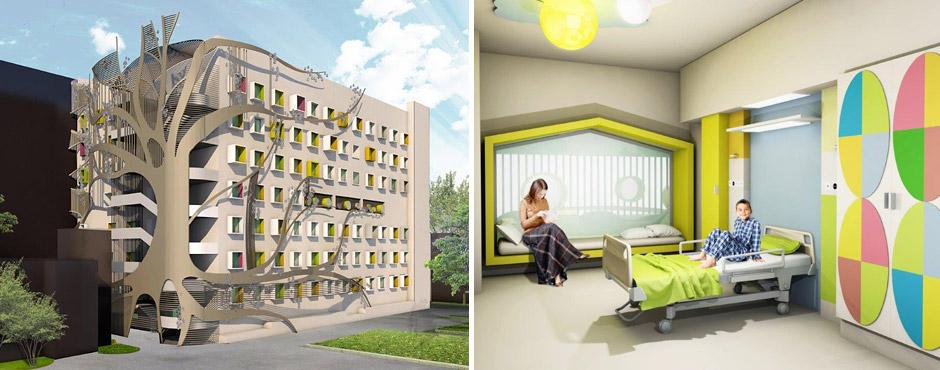 Spital de Oncologie și Radioterapie Pediatrică