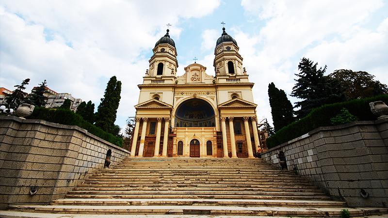 Catedrala Mitroplitană din Iași