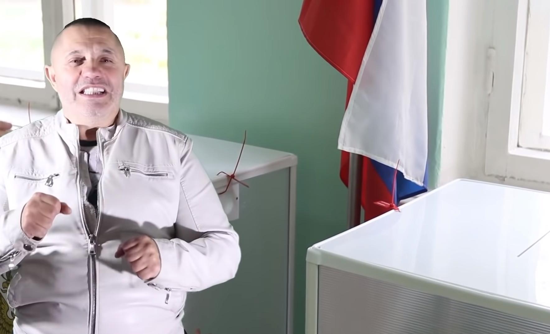 Nicolae Guţă a lansat o manea electorală la comanda PSD În videoclip apare steagul Rusiei