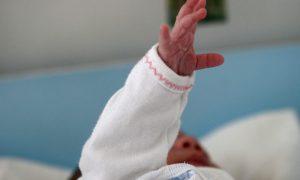 bebeluşi infectați