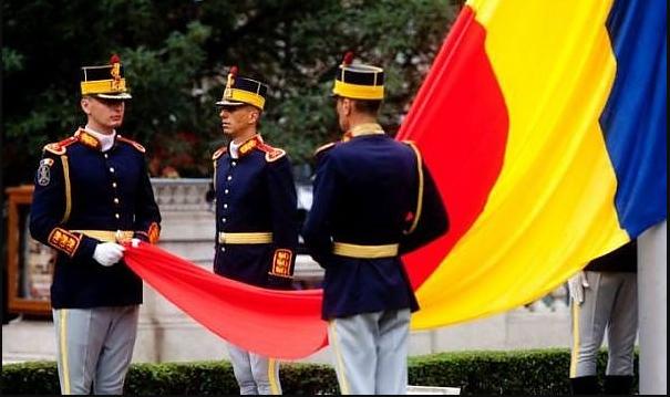 26 iunie, ziua drapelului național al României.