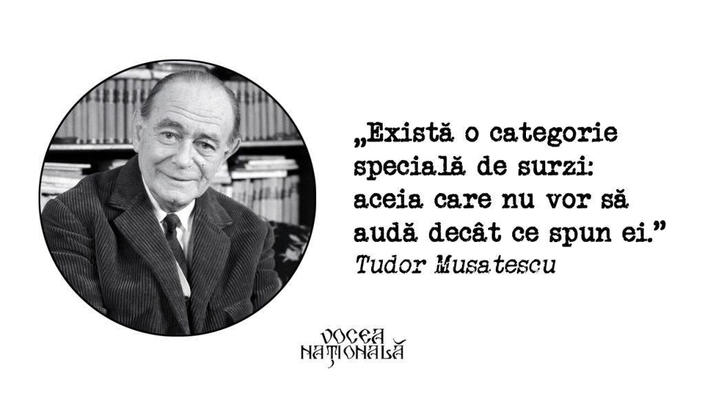 citat Tudor Mușatescu