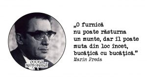 Marin Preda, citat despre voință