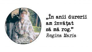 citat de Regina Maria
