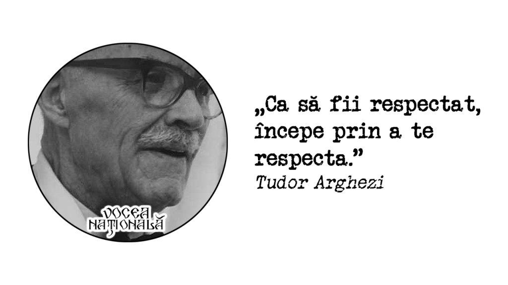 citat de Tudor Arghezi