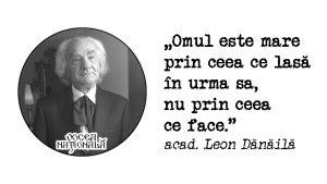 citat de Leon Dănăilă