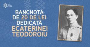 Ecaterina Teodoroiu, eroina de la Jiu