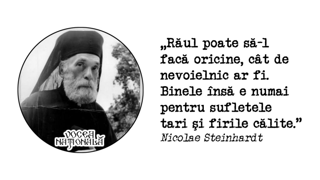 Citat de Nicolae Steinhardt
