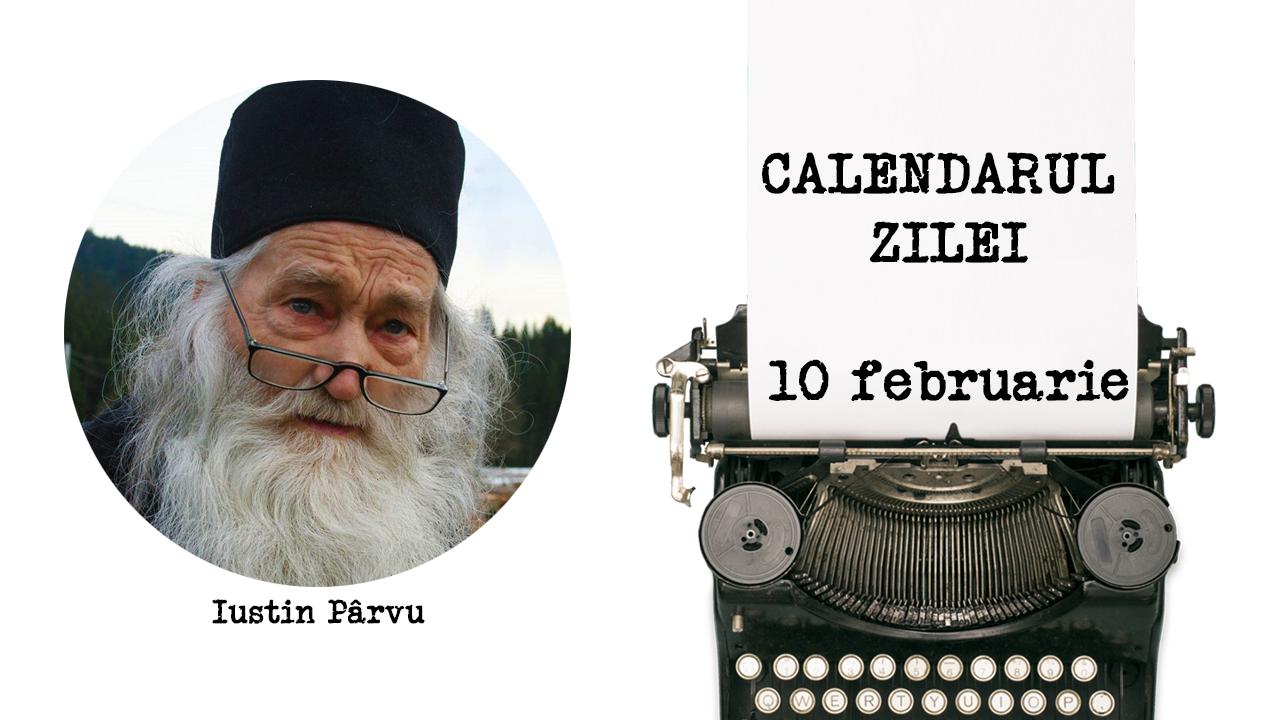 Se împlinesc 101 de ani de la nașterea lui Iustin Pârvu