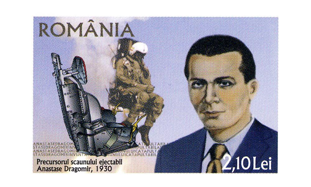 Anastase Dragomir, inventatorul scaunului ejectabil
