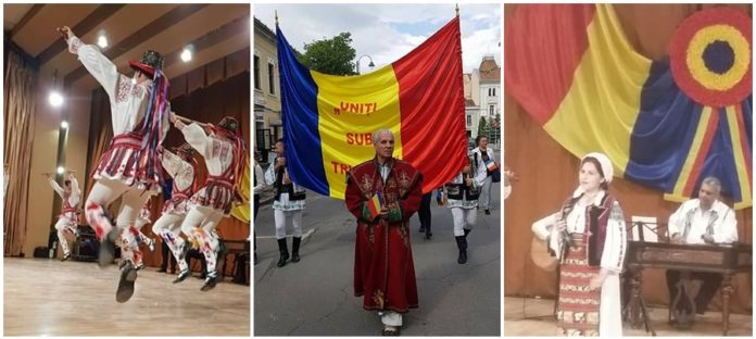 """Români, maghiari și rromi, """"Uniți sub tricolor"""". """"Doina Oltului"""", la Miercurea Ciuc și Odorheiu Secuiesc"""