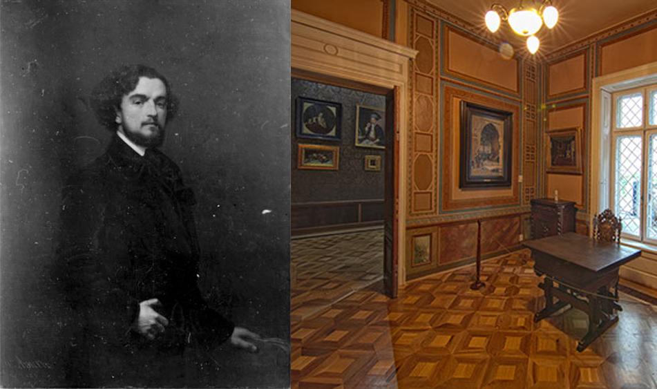 Artă şi istorie Muzeul Theodor Aman din Bucureşti