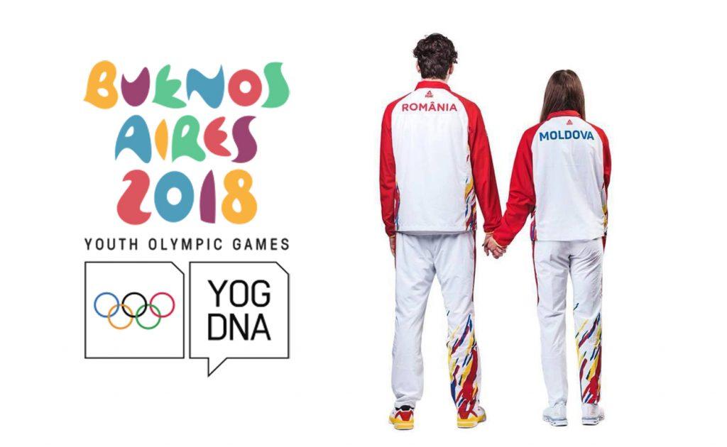 România şi Moldova vor participa cu acelaşi tip de echipament la Jocurile Olimpice de Tineret