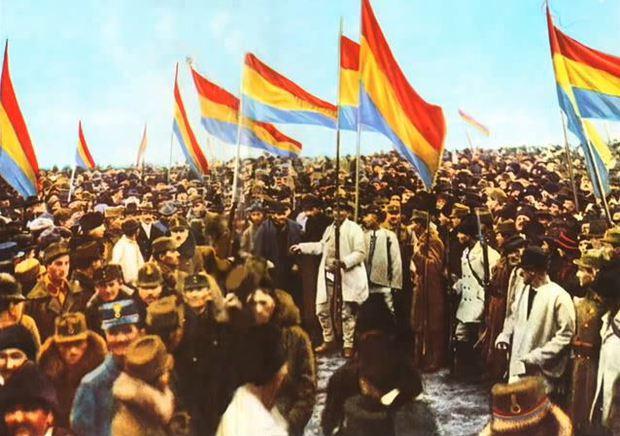 Drapelele Unirii. Steagurile care au văzut cum s-a scris istoria