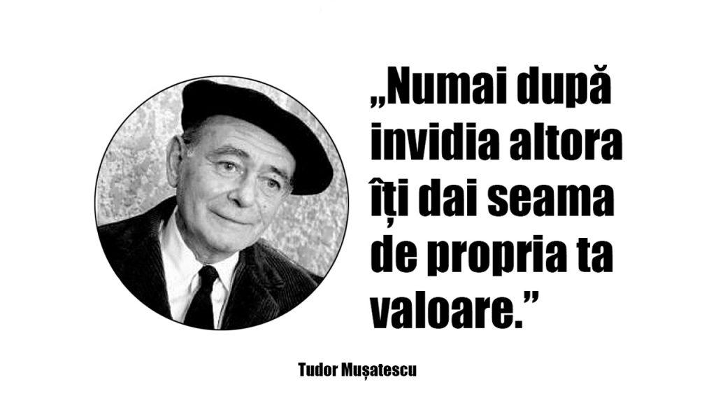 5 citate superbe ale marelui dramaturg și romancier Tudor Muşatescu Vocea Națională