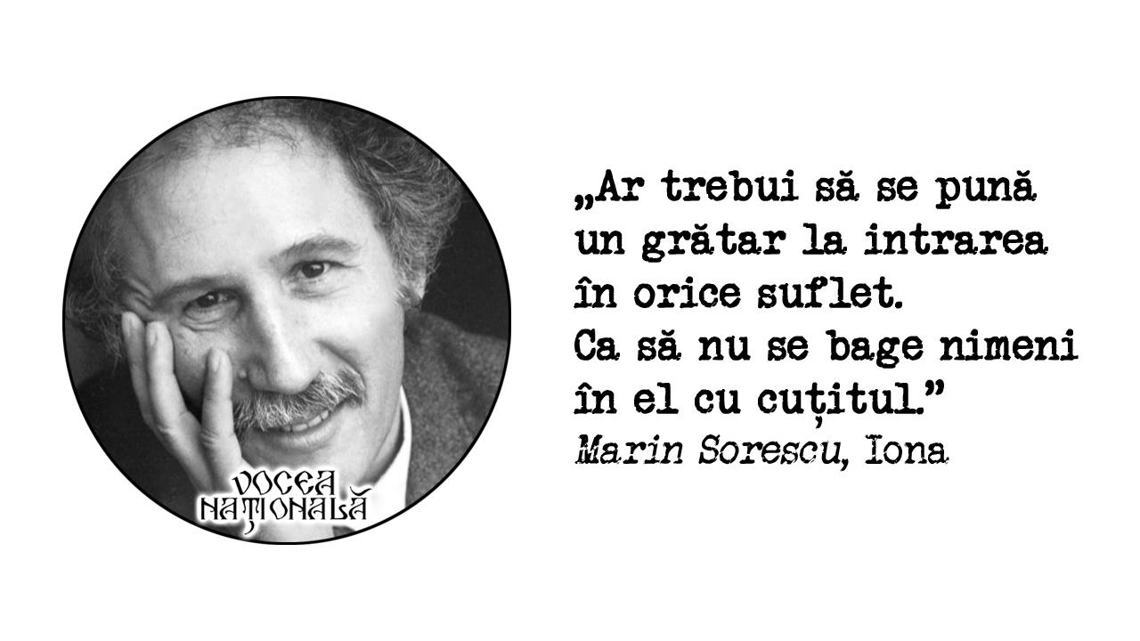 Citat de Marin Sorescu