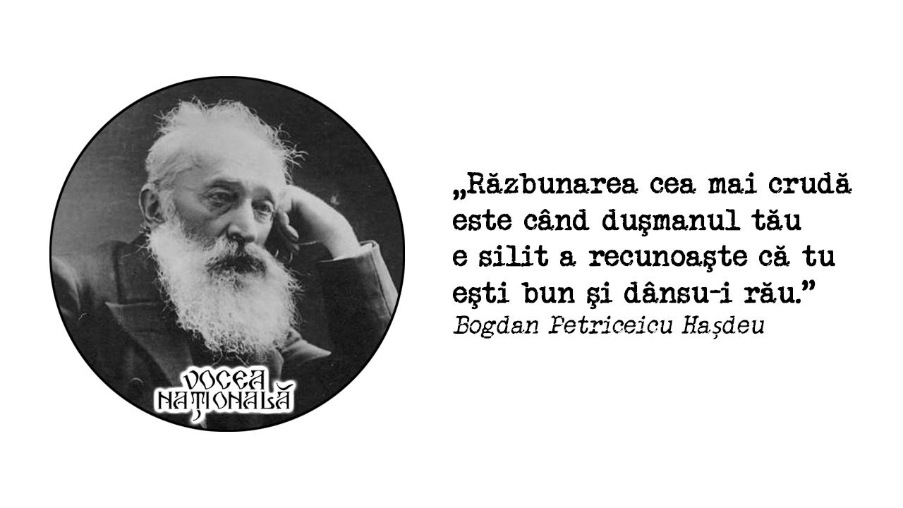 Citat de ogdan Petriceicu Hașdeu
